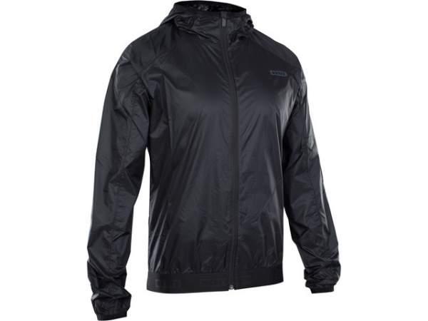 ION Shelter Windbreaker Jacke black